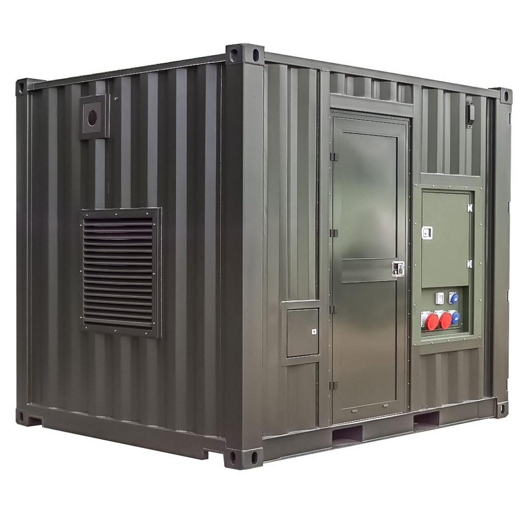 Kontenerowa Elektrownia Polowa KEP 65