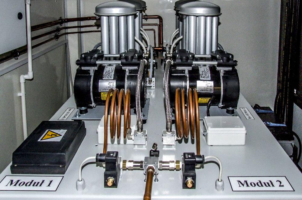 KGM - Kontener Gazów Medycznych - Koncentrator tlenu