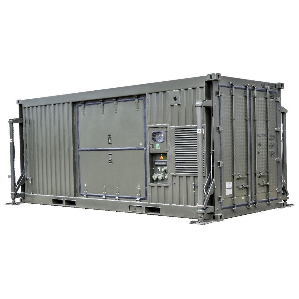 KL 20 - Kontener Logistyczny