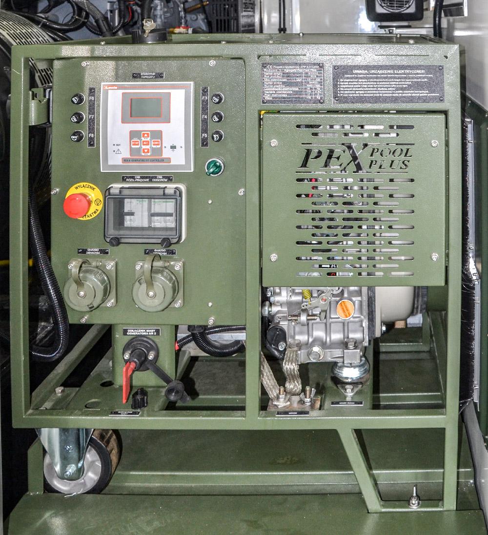 Polowa Stacja Zasilania PES 100 - Zespół ZPP 4.0
