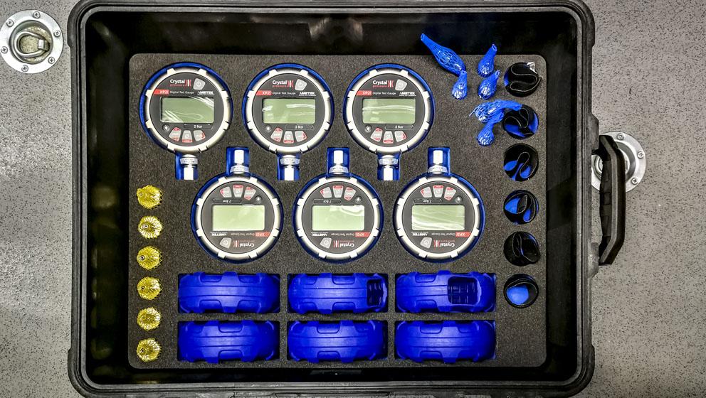 RLM - Ruchome Laboratorium Metrologiczne - Oprzyrządowanie pomiarowe