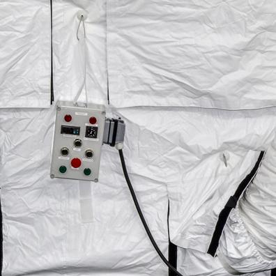 SOP I - Sala Opatrunkowa Poziomu I - Sterowanie filtrowentylacją