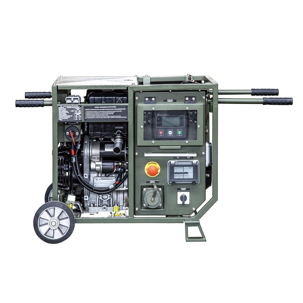 Zespół prądotwórczy ZPP 2.5 DJEO