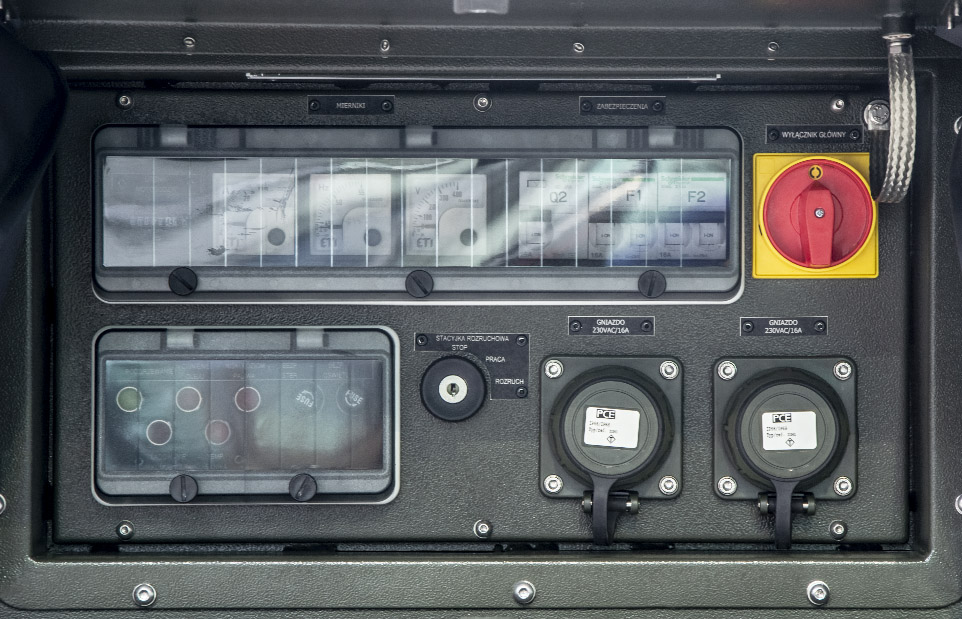ZPP 4.0 DJEZ - panel sterowania