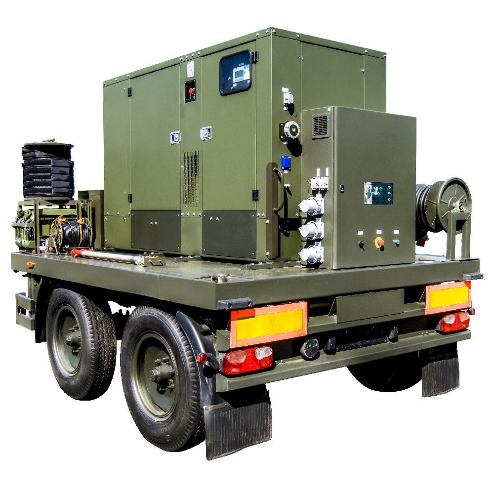 Zespół prądotwórczy ZPW 100 DTZ