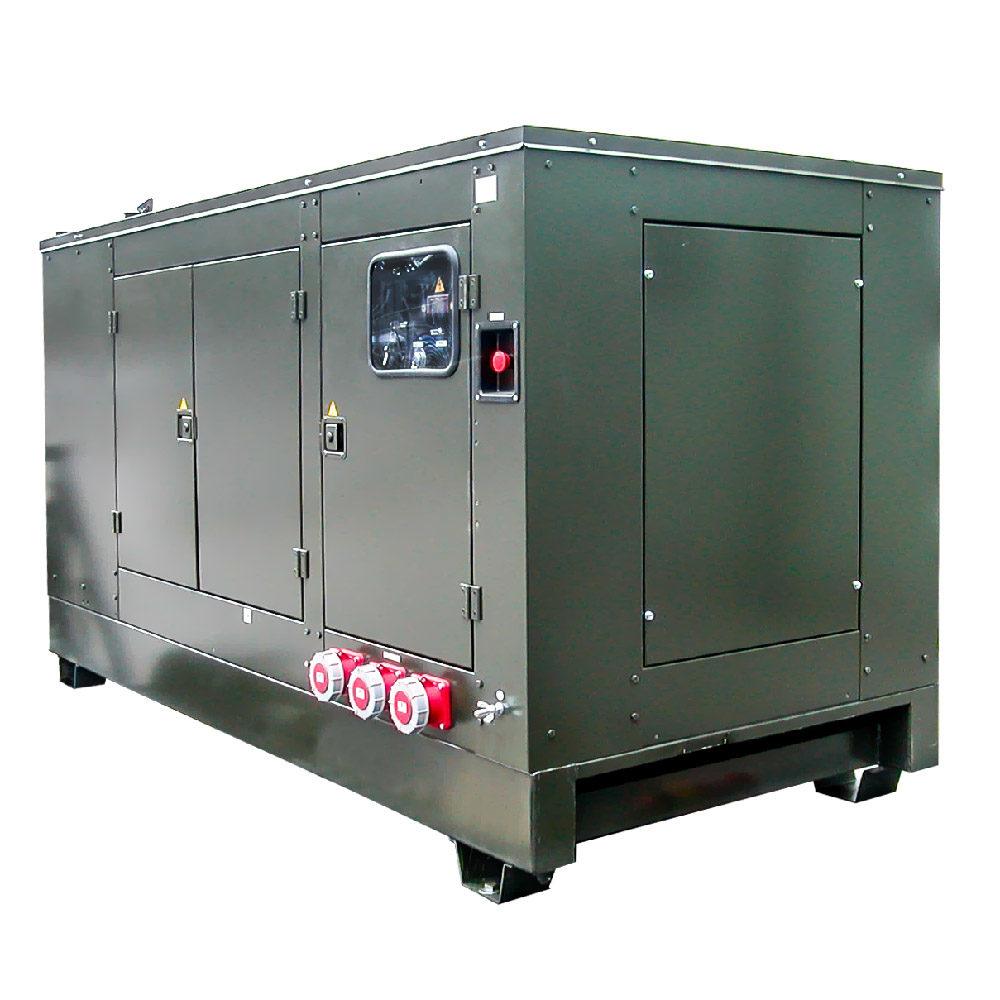 Zespół prądotwórczy ZPW 100