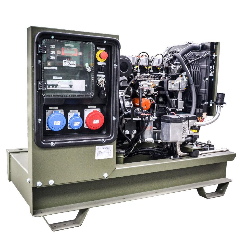 Zespół prądotwórczy ZPW 16 DTO