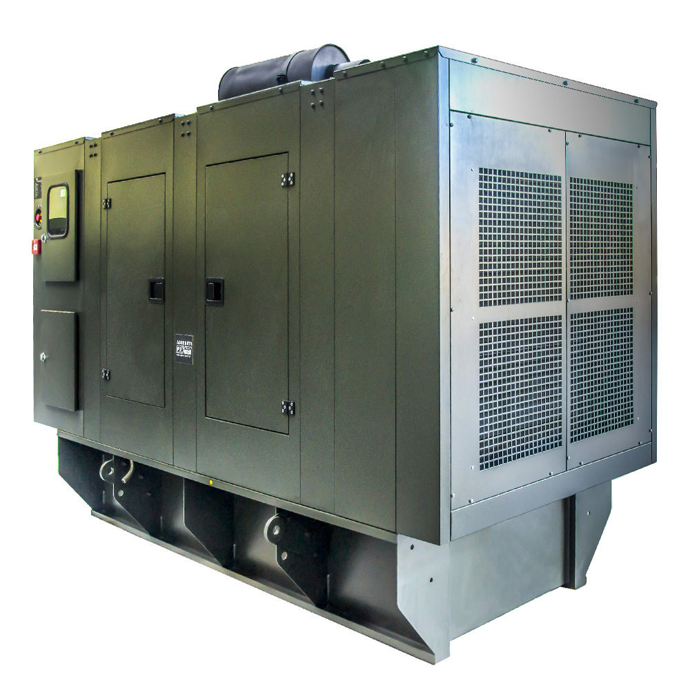 Zespół prądotwórczy ZPW 250 DTZ