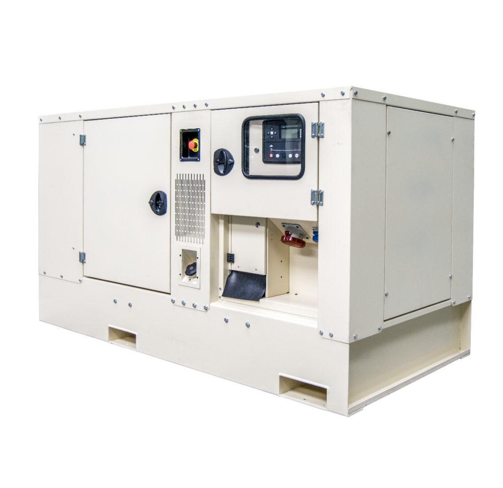 Zespół prądotwórczy ZPW 35 DTZ