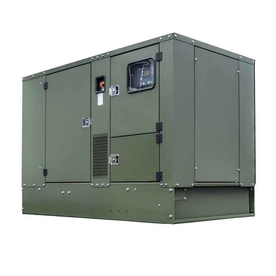 Zespół prądotwórczy ZPW 45 TDZ