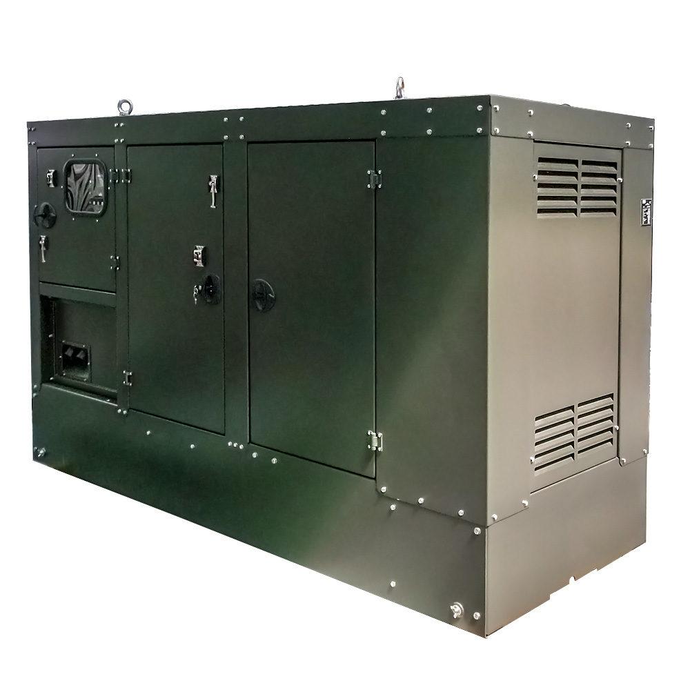 Zespół prądotwórczy ZPW 65 DTZ