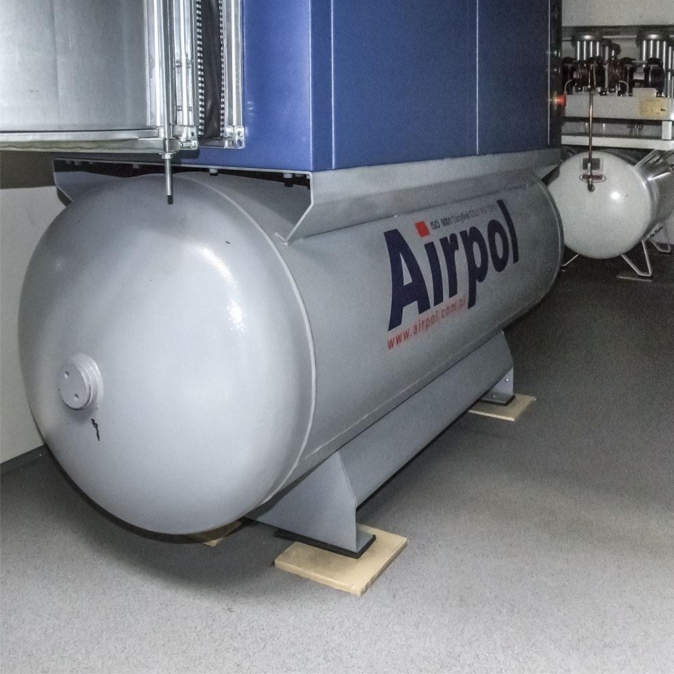 KGM - Kontener Gazów Medycznych - Zbiornik powietrza