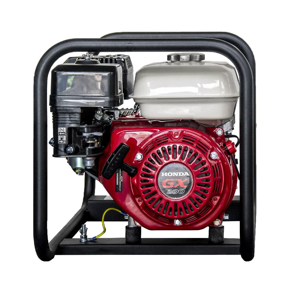 Generator prądotwórczy PEX 2701 HMR - widok z boku