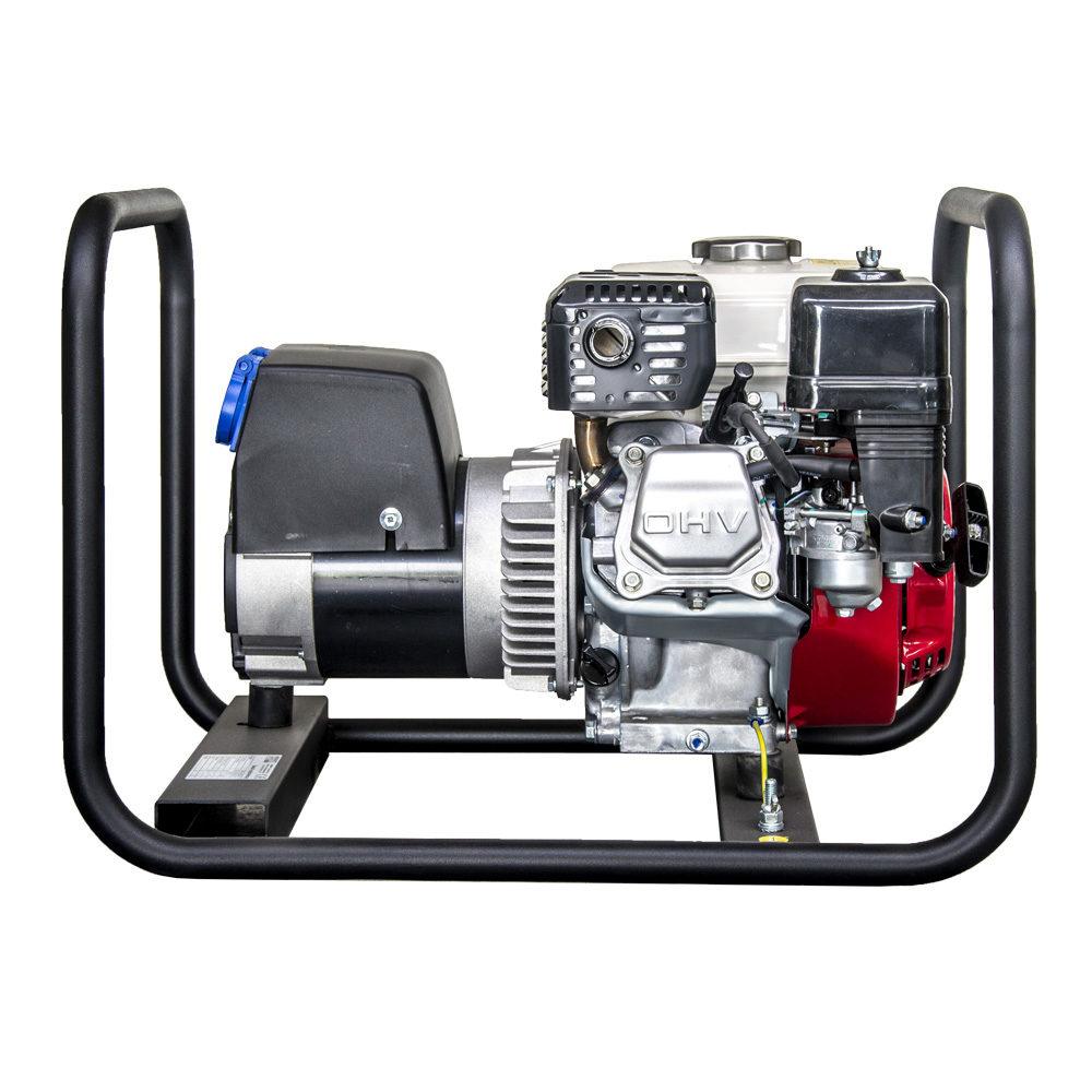 Generator prądotwórczy PEX 2201 HM - widok z przodu