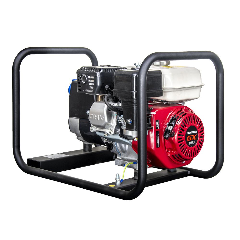 Generator prądotwórczy PEX 2201 HM - widok ogólny