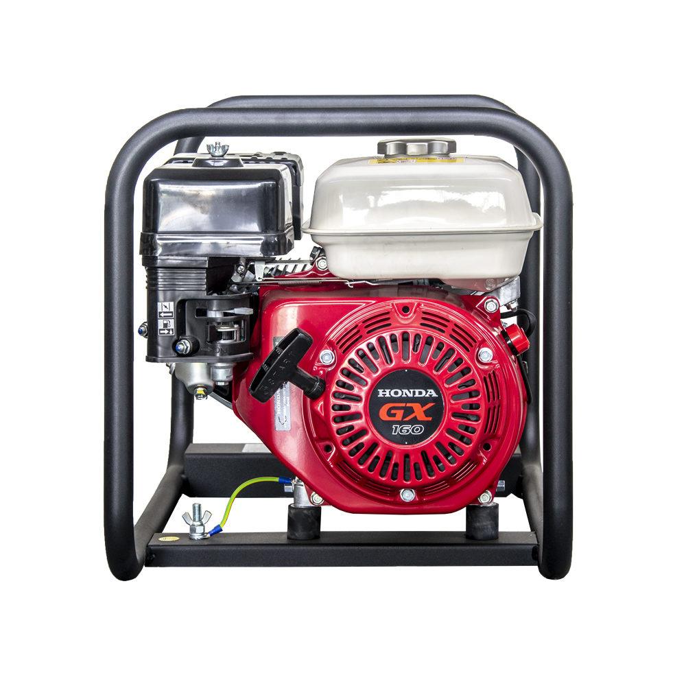 Generator prądotwórczy PEX 2201 HM - widok z boku