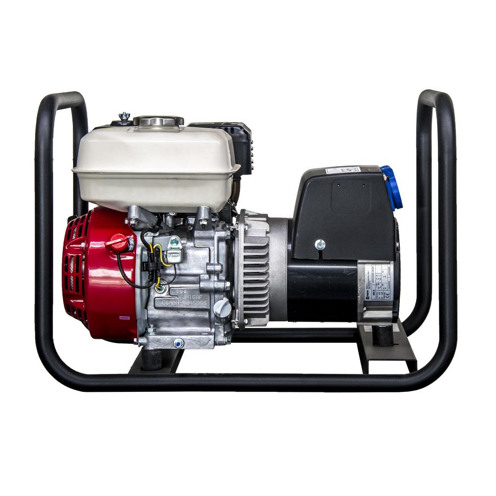 Generator prądotwórczy PEX 2201 HM - widok z tyłu