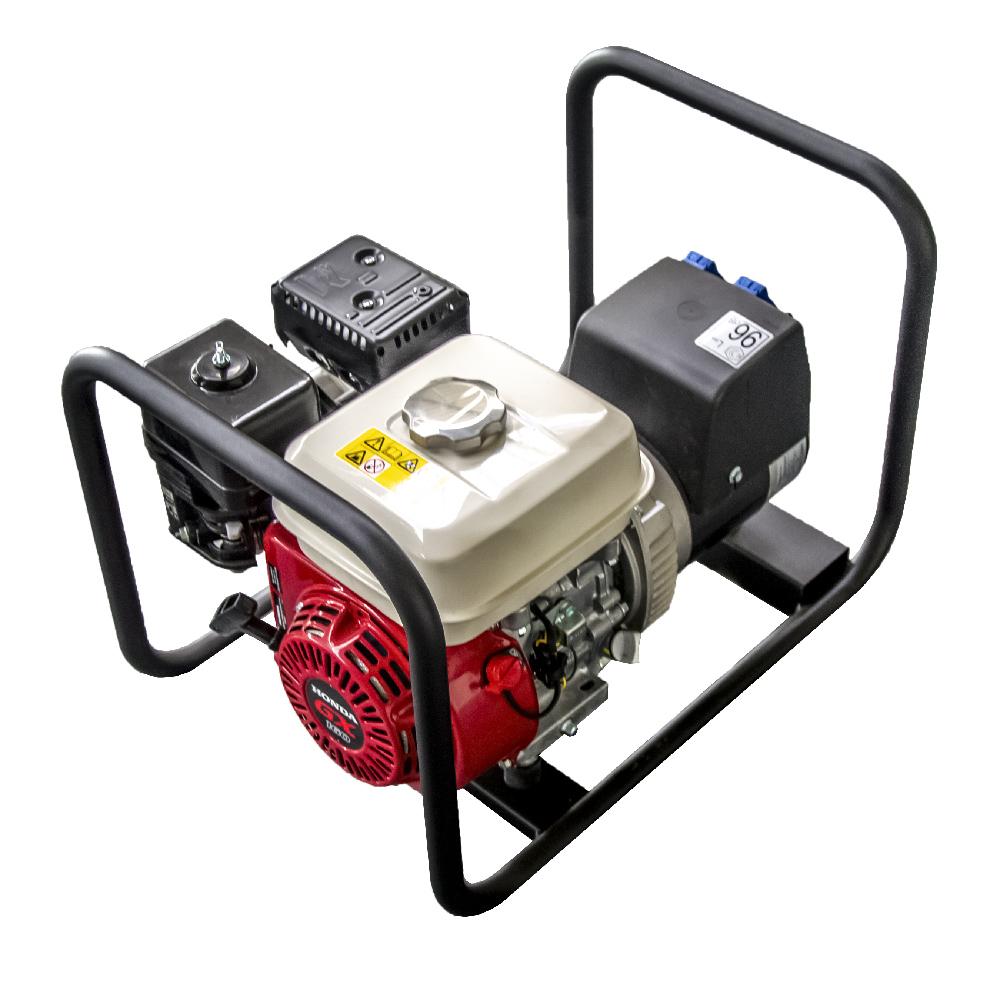 Generator prądotwórczy PEX 2201 HM - widok z góry