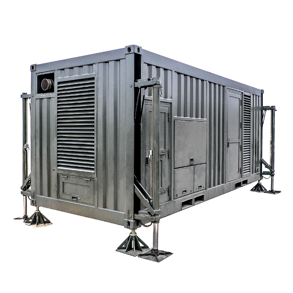 Kontenerowa Elektrownia Polowa KEP 125