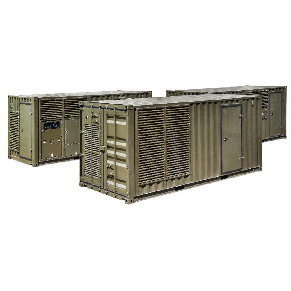 Kontenerowa Elektrownia Polowa KEP 1400