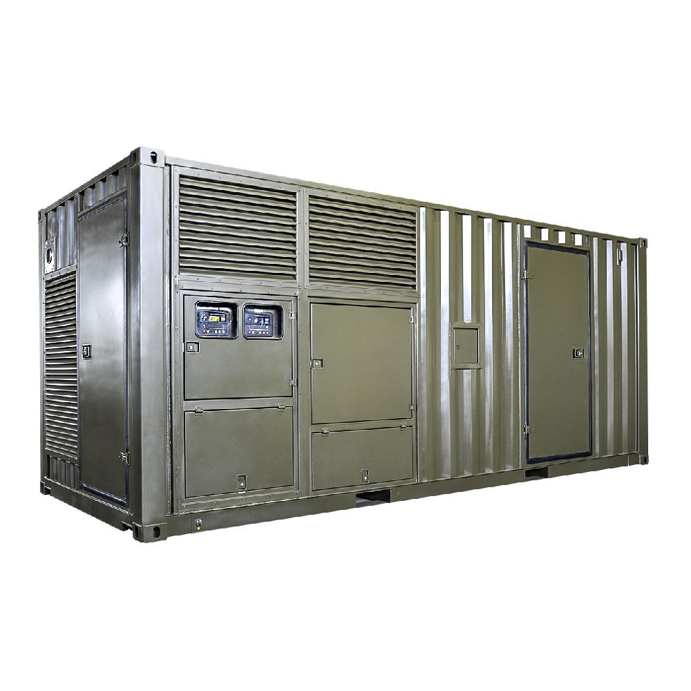 Kontenerowa Elektrownia Polowa KEP 2x250
