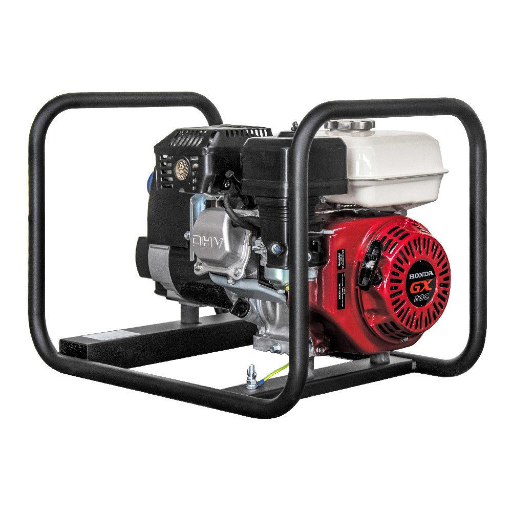 Generator prądotwórczy PEX 2901 HM - widok ogólny