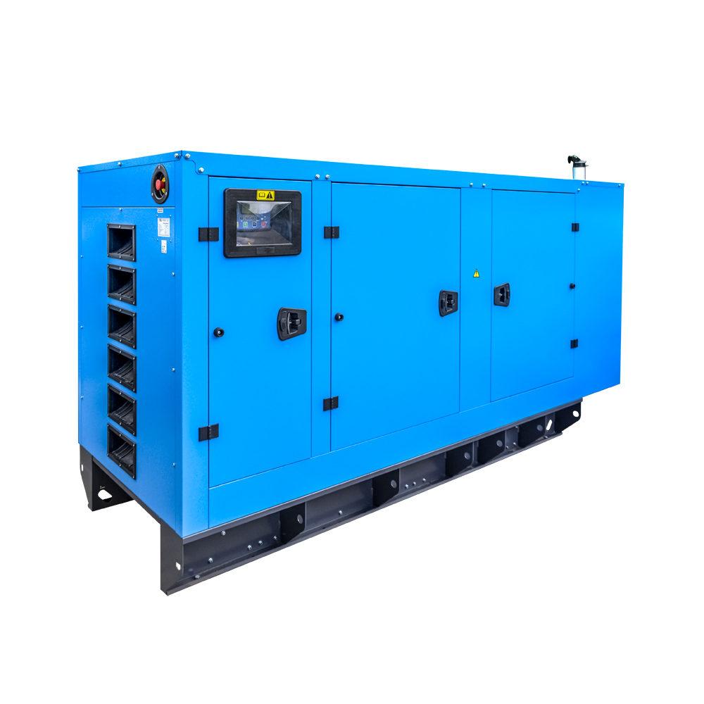 GPW seria BlueLine 110-165 kVA tył - zdjęcie poglądowe - (producent zastrzega sobie możliwość zmian wyglądu)