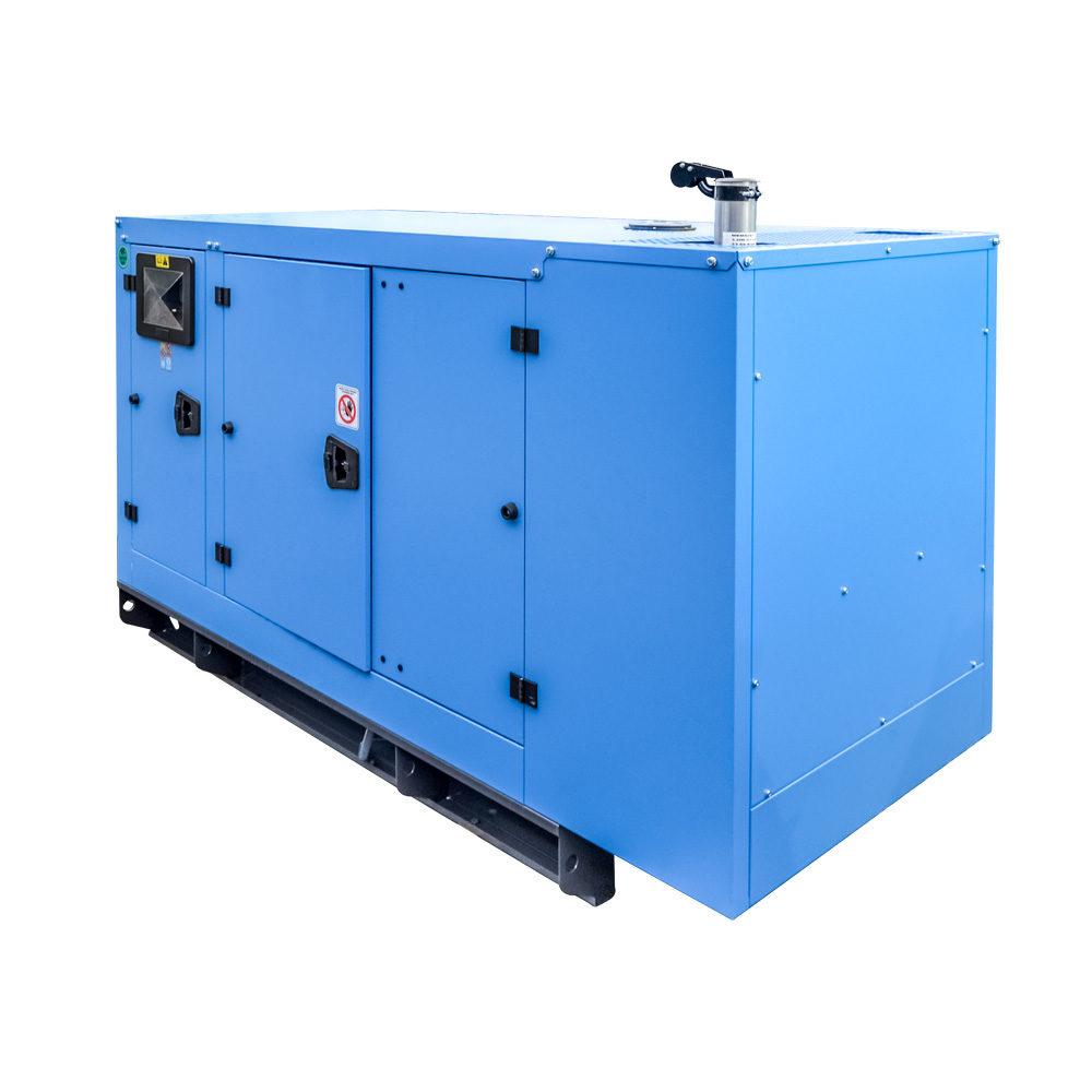 GPW seria BlueLine 33-66 kVA tył - zdjęcie poglądowe - (producent zastrzega sobie możliwość zmian wyglądu)