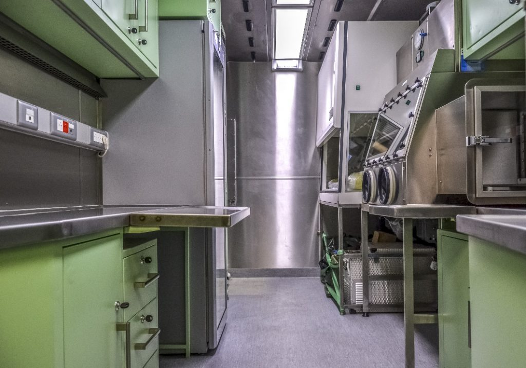 KLM - Kontenerowe Laboratorium Mikrobiologiczne