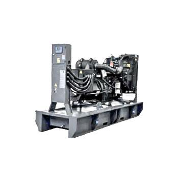 Agregat prądotwórczy, wersja otwarta, z silnikiem SDEC