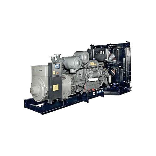 Agregat prądotwórczy, wersja otwarta, z silnikiem Perkins